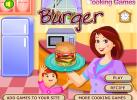 Game Học Làm Hamburger