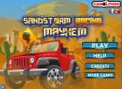 Game Đua Xe Sa Mạc