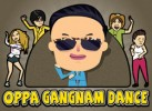 Game Oppa Gangnam Dance