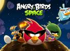 Game Angry Birds Ngoài Không Gian
