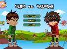 Game Ben 10 vs Bakugan