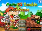 Game Super Mario vs Zombies