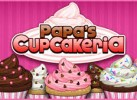 Game Cửa Hàng Bánh CupCake