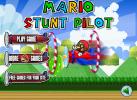 Game Mario Biểu Diễn Máy Bay