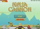 Game Ninja Súng Thần Công