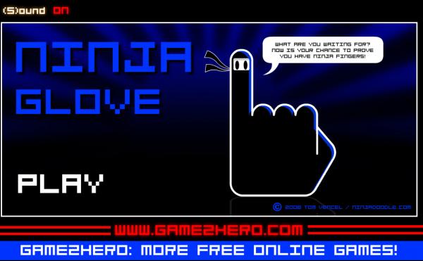 Ninja_Glove