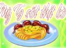 Game Mì Ý Sốt Thịt Bò