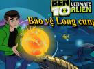 Game Ben 10 Bảo Vệ Long Cung
