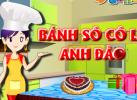 Game Bánh Socola Anh Đào