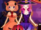 Game Cặp Đôi Halloween