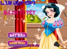 Game Làm Đẹp Cho Bạch Tuyết