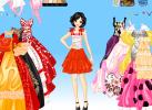 Game Váy Cưới Đẹp 2014