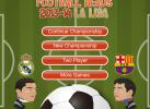 Game Giải Bóng Đá La Liga Tây Ban Nha