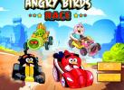 Game Angry Bird Đua Xe