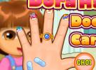Game Chữa Tay Cho Dora