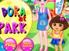 Game Dora Ở Công Viên