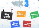Game Nhảy Bục Vex 3