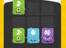 Game 2048 Quái Vật Tí Hon