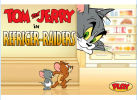 Game Tom And jerry Bóng Nước