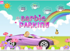 Game Barbie Đổ Xe