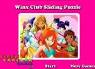 Game Xếp Hình Winx