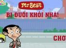 Game Mr Bean Bị Đuổi