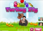 Game Sam Gom Trái Cây