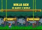 Game Ninja Cứu Mario