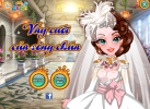 Game Váy cưới công chúa