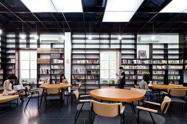 Kết quả hình ảnh cho thư viện
