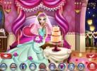Game Elsa trang trí phòng cưới