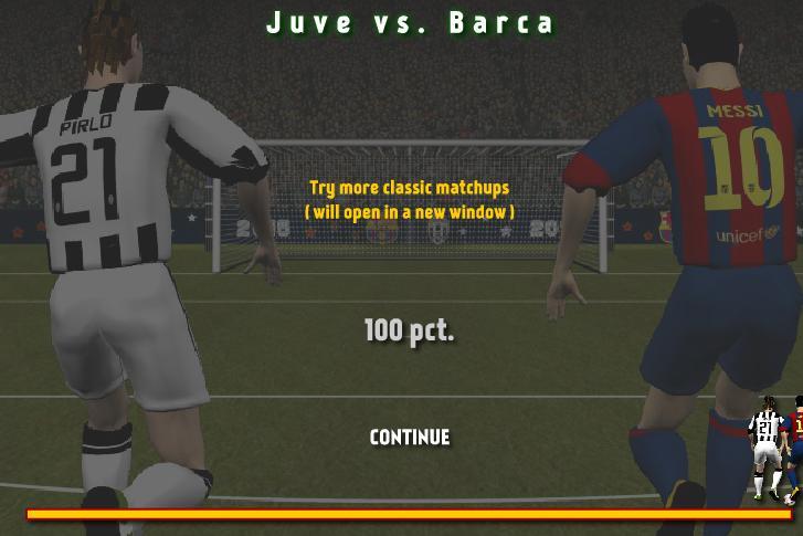 Juve đối đầu Barca
