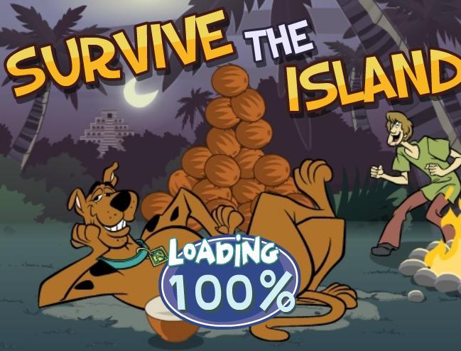 Scooby Doo bắt dừa