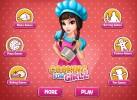 Game Game Tinkerbell làm bánh