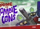 Game Transformer lego diệt zombie