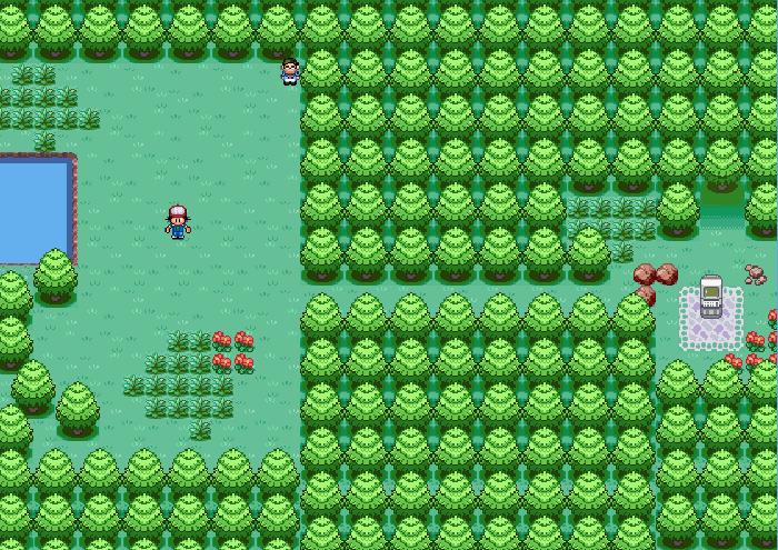 Chơi game truy tìm pokemon