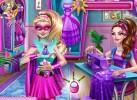 Game Siêu nhân Barbie thiết kế