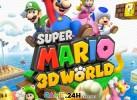 Game Mario 3D tìm vàng cực hot