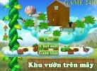 Game Sky Garden – Khu vườn trên mây trồng cây cực hay