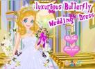 Game Xinh lung linh ngày cưới trang điểm cho cô dâu