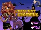Game Thời trang Halloween chăm sóc mèo ác quỷ