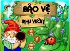 Game Bảo vệ khu vườn 3 chiến thuật thú vị