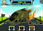Game Ben 10 đua đĩa bay siêu tốc cực hay