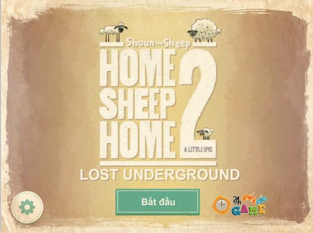 Game Giải cứu bầy cừu 4