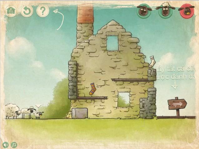 Chơi Game Giải cứu bầy cừu 4