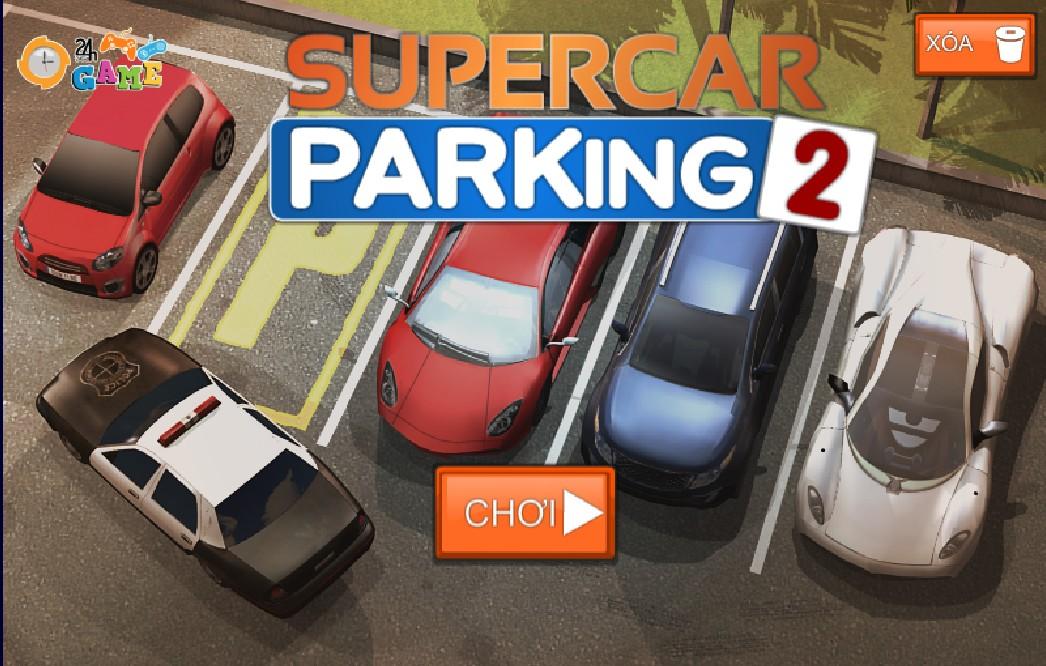 Game Nghệ thuật đỗ xe
