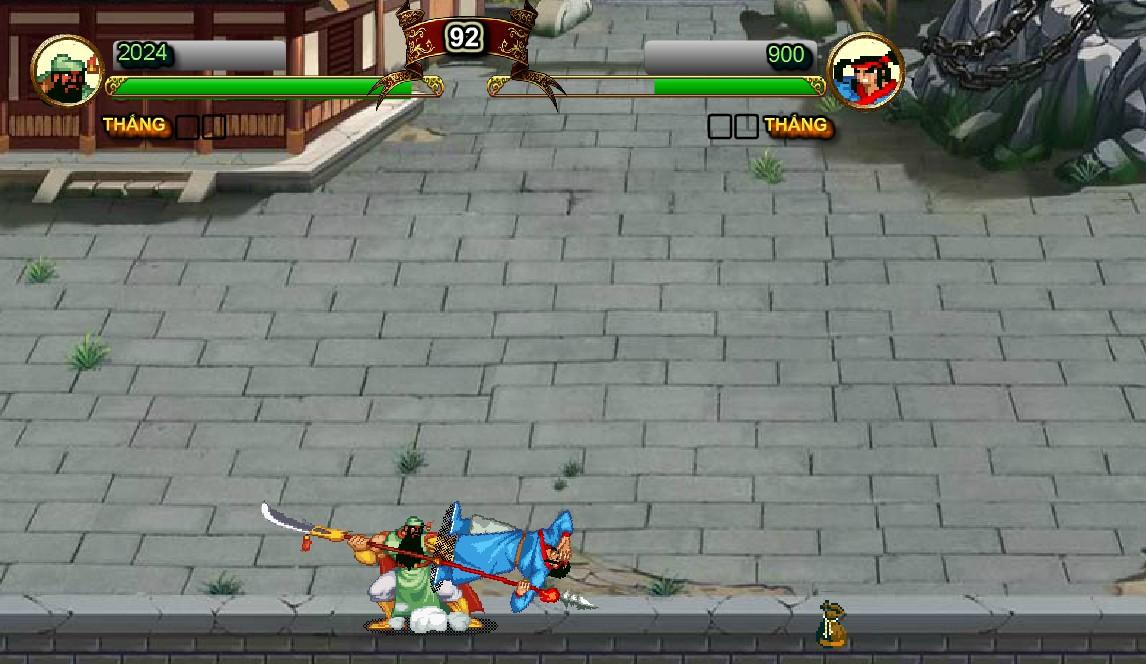 Chơi Game Naruto quyết đấu