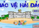 Game Bảo vệ hải đảo tiêu diệt quái vật