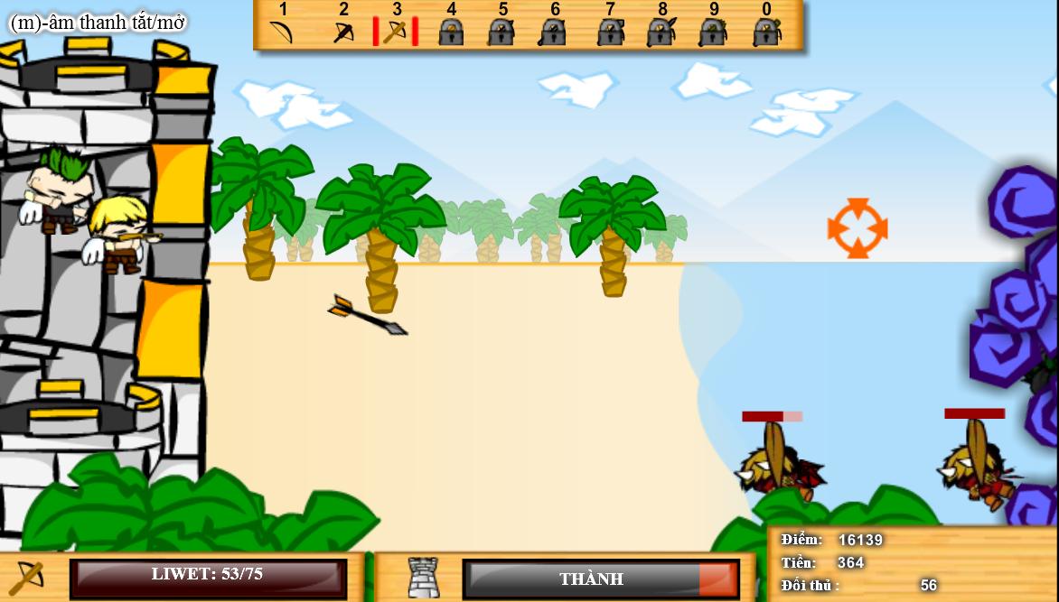 Chơi Game Bảo vệ hải đảo