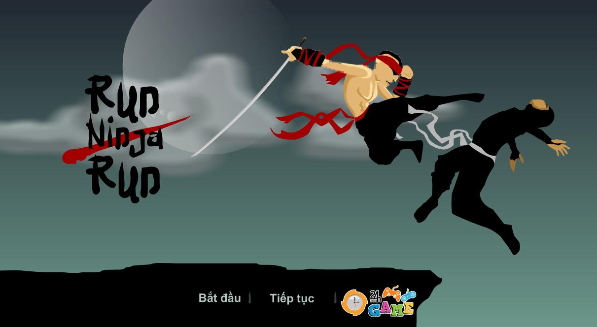 Game Chạy đi ninja